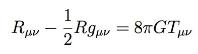 Einstein and Pi – Sean Carroll