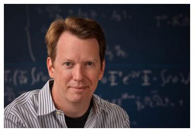 Sean Carroll, Físico Teórico, Instituto Tecnológico de California